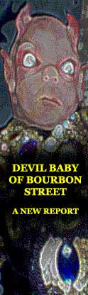 THE DEVIL BABY OF BOURBON STREET