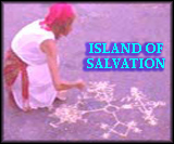 ISLAND OF SALVATION. SALLIE ANN GLASSMAN